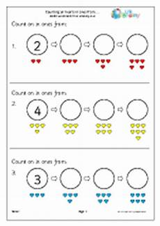 counting money worksheets reception 2314 counting on and back maths worksheets for later reception age 4 5