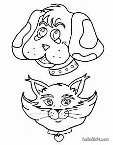 98 genial ausmalbilder katze und hund das bild kinder bilder