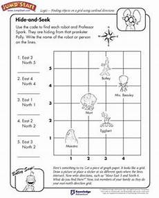 hide and seek free critical thinking worksheet for kids 3rd grade social studies 4th grade