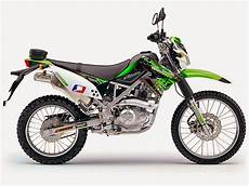 D Tracker Modif by Modifikasi Kawasaki D Tracker Supermoto Kawasaki Klx 150