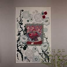 peinture japonaise synonyme decoration murale tenture design en image