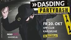 Dasding Partybash Karlsruhe App Club In