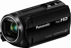 panasonic hc v250 test hd camcorder