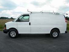 Find Used 2011 Chevrolet G1500 Express Cargo Van AWD All