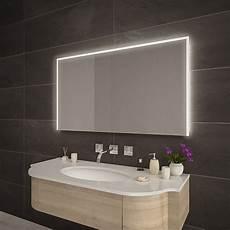 spiegel mit beleuchtung led kaufen santa rosa spiegel21