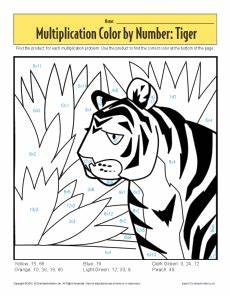 free color by number math worksheets multiplication 16320 preschool coloring sheets free turkey feather math page thanksgiving turkey coloring page