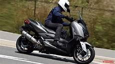 Modifikasi Xmax 250 by Yamaha Xmax R 250 Racikan Jepang Akselerasi Tak Kalah
