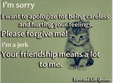 how to apologize without apologizing