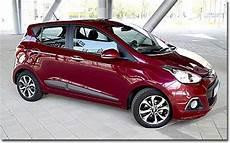 Motormobiles Hyundai I10 Im Fahrbericht