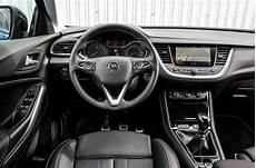Vauxhall Grandland X 1 2t 130 2017 Review Autocar