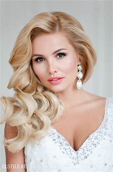 Wedding Hairstyles For Hair To The Side