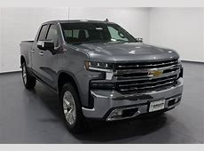 New 2019 Chevrolet Silverado 1500 LTZ Double Cab in Quad