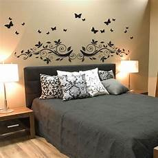 stickers deco chambre stickers t 234 te de lit encadrement de lit stickers pour