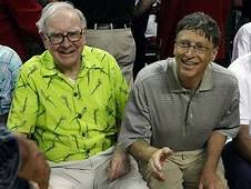 Bill Gates Warren Buffett Friendship  Business Insider