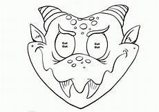 malvorlage animaatjes masken tiere 5
