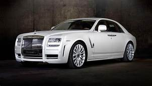 Rolls Royce RR Ghost White Car Wallpapers  HD