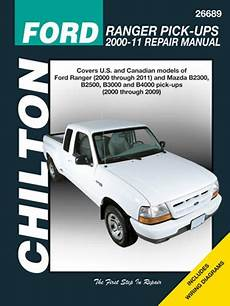 manual repair autos 2011 toyota tundra electronic valve timing ford ranger mazda pick ups chilton repair manual 2000 2011 covers ford ranger pick ups 2000