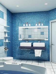 Aqua Bathroom Decor Ideas by 44 Sea Inspired Bathroom D 233 Cor Ideas Digsdigs