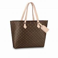 Designer Leather Handbag All In Gm Louis Vuitton