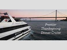 Premier Thanksgiving Dinner Cruise at Hornblower Cruises