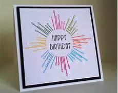karte geburtstag basteln maskerade outlawz cas week 2 happy birthday