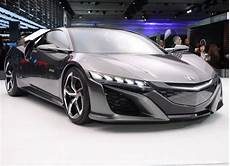 official acura nsx hybrid supercar to be made in the usa