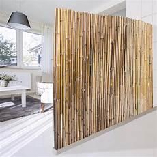 Sichtschutz Terrasse Bambus - bambus sichtschutzzaun natur 3 gr 246 223 en volle