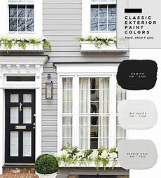fassadenfarbe farbpalette beispiele exterior paint color combinations room for tuesday