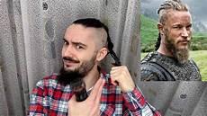 vikings style vikings hairstyle travis fimmel beard youtube