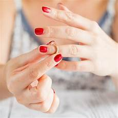 what to do with the engagement ring after divorce