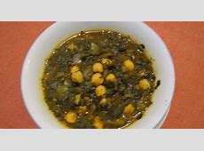 iraqi qeema  stew of chickpeas and diced meat_image