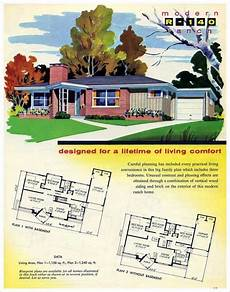 1950 ranch style house plans 1950s ranch house plan ranch house remodel vintage