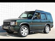 Land Rover Discovery - 2004 land rover discovery se7 epsom green with alpaca
