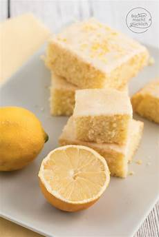 Zitronenkuchen Mit Zitronensaft - saftiger zitronenkuchen vom blech backen macht gl 252 cklich