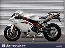200 hp motorcycle f4 rr corsacorta mv agusta stock photo