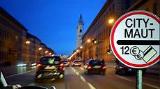City Maut Statt Fahrverbot