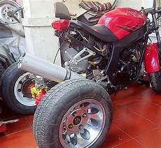 Jual Motor Modifikasi Roda 3 roda tiga montrada jual gear gigi mundur