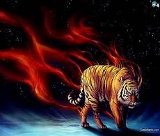 Digital Tiger Wallpaper