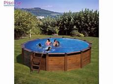 piscine hors sol bois gr 233 hawaii