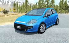 Fiat Punto Evo Sport 199 2009 For Beamng Drive
