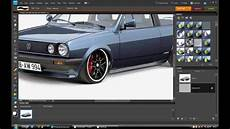 auto tuning app photoshop car tuning