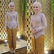 50 Model Baju Kebaya Muslim Modern Untuk Remaja Terbaru
