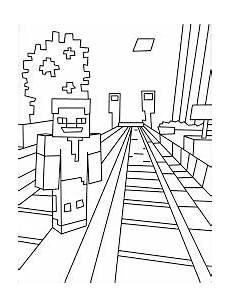 Zauberer Malvorlagen Minecraft Minecraft Malvorlagen Quest X13 Ein Bild Zeichnen