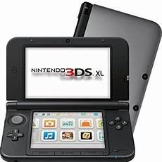 console nintendo 3ds xl grise 3ds console