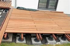bankirai terrasse bauen wir bauen ein haus ein jahr weiter terrassenbau