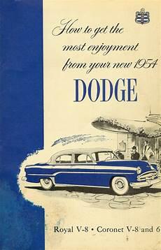 old cars and repair manuals free 2010 dodge caravan free book repair manuals directory index dodge 1954 dodge 1954 dodge owners manual
