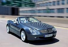 Mercedes Sl Klasse R230 2001 2002 2003 2004