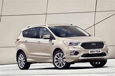Ford Kuga Vignale Joins Popular Range