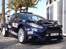 ford r5 2017 ford r5 evo 2 rally car start rev and take