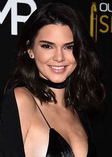 Kendall Jenner Kendall Jenner Debuts Fringe Haircut Beauty Crew